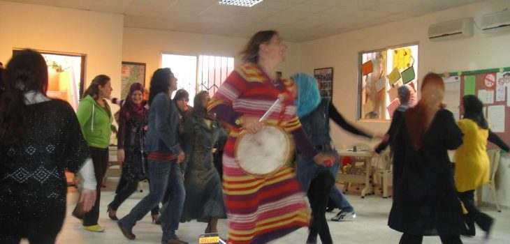 Dance Movement Therapy Training in Tyre, Lebanon
