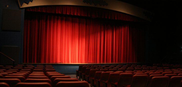 Bella Rose Arts Centre's stage